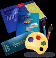 Folders, Catálogos e Cardápios