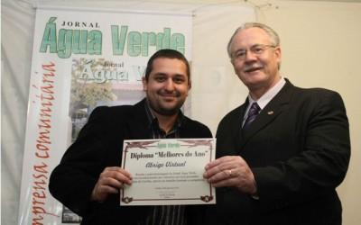 Melhores do Ano 2012 – Jornal Água Verde